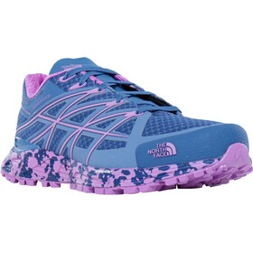 The North Face W's Ultra Endurance Shoes Coastal Fjord Blue/Sweet Violet